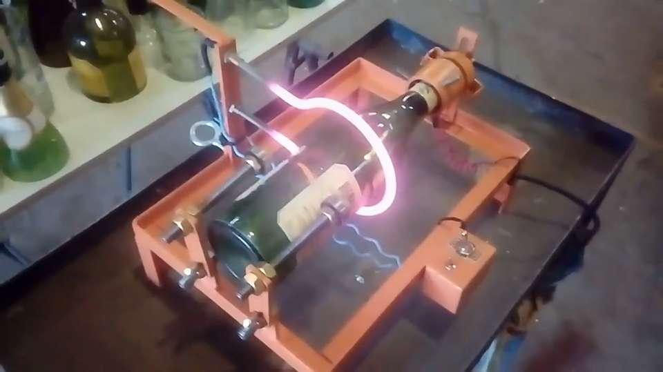CORTABOTT maquina para cortar botellas