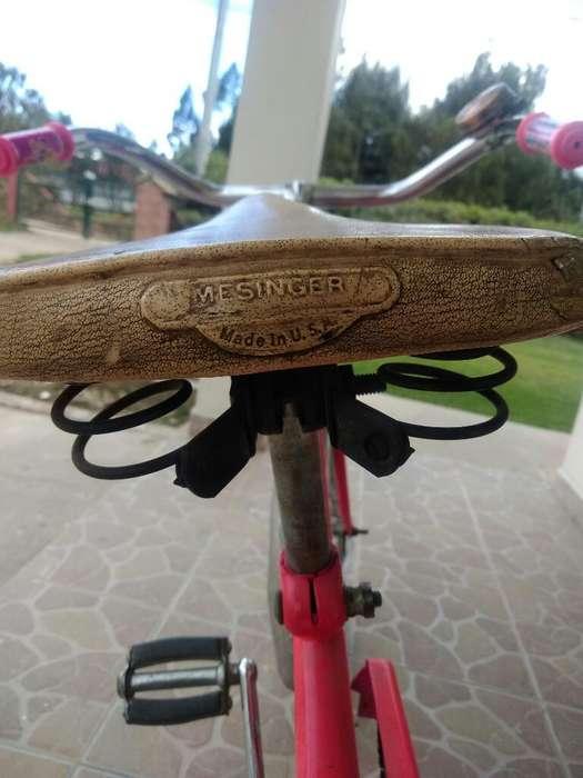 Se Vende Bicicleta de Niña Antigua