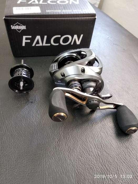 Reel Seaknight Falcon Rotativo