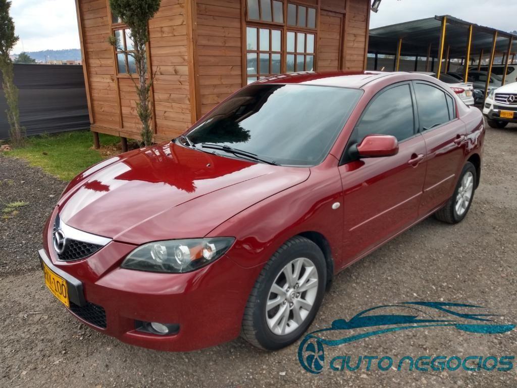 Mazda 3 Automatico1.6