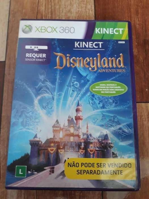 Vendo Disneyland para Xbox 360 Original