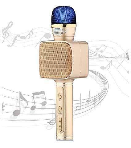 Micrófono <strong>karaoke</strong> Ys-68 con Luz