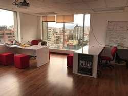 Oficina comercial · 75m² · 2 Habitaciones · 1 Estacionamiento SHYRIS Y ELOY ALFARO,