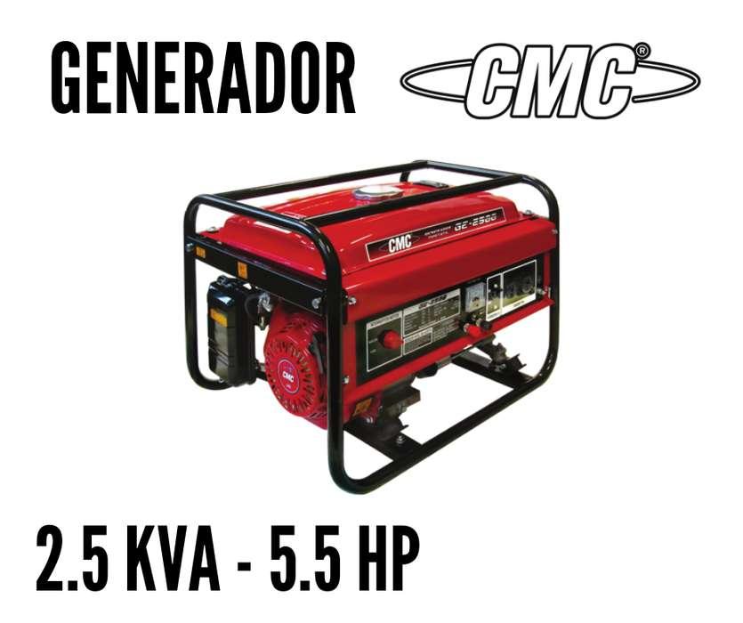 Generador GE-2500 CMC