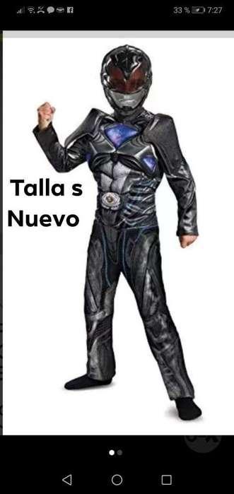 Disfraz de Power Ranger