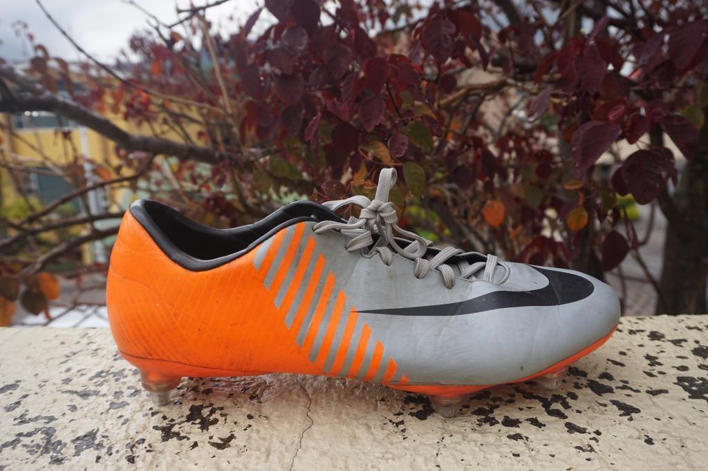 Vi Pupos Quito Vapor Zapatos De Metal Futbol Nike Mercurial