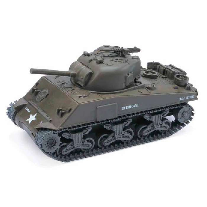 Tanque A Escala Clasico M4a3 - Escala 1:32 - New Ray Ref 769