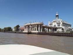 Paseos en Barco Delta Tigre