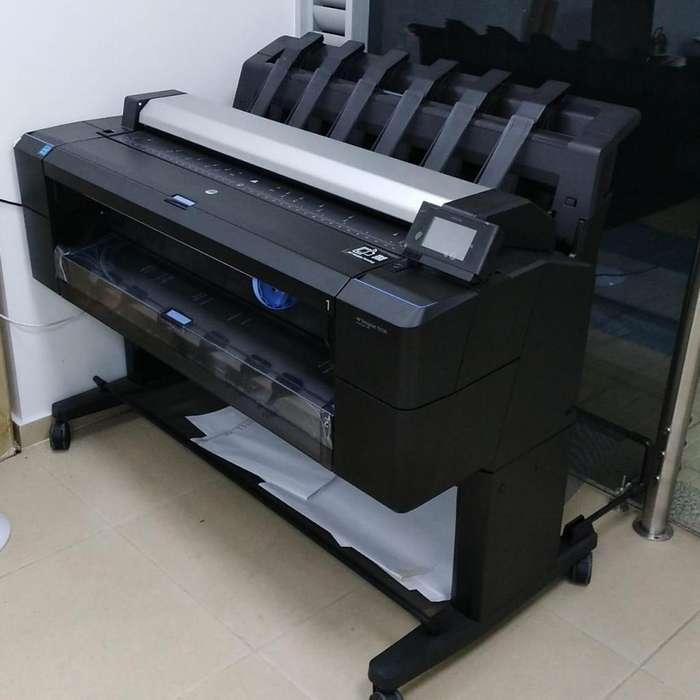 PLOTTER DesignJET SERIE HP T2530