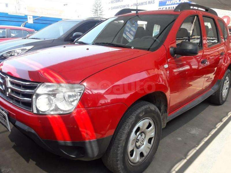 Renault Duster 2014 - 66000 km