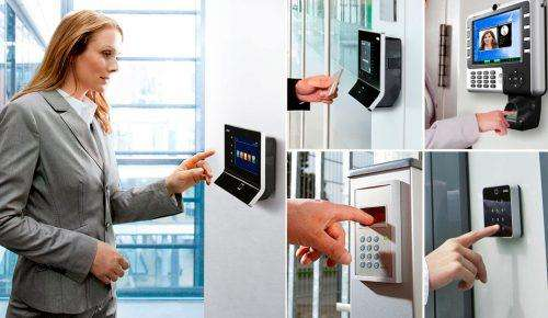 seguridad electronica y control de acceso