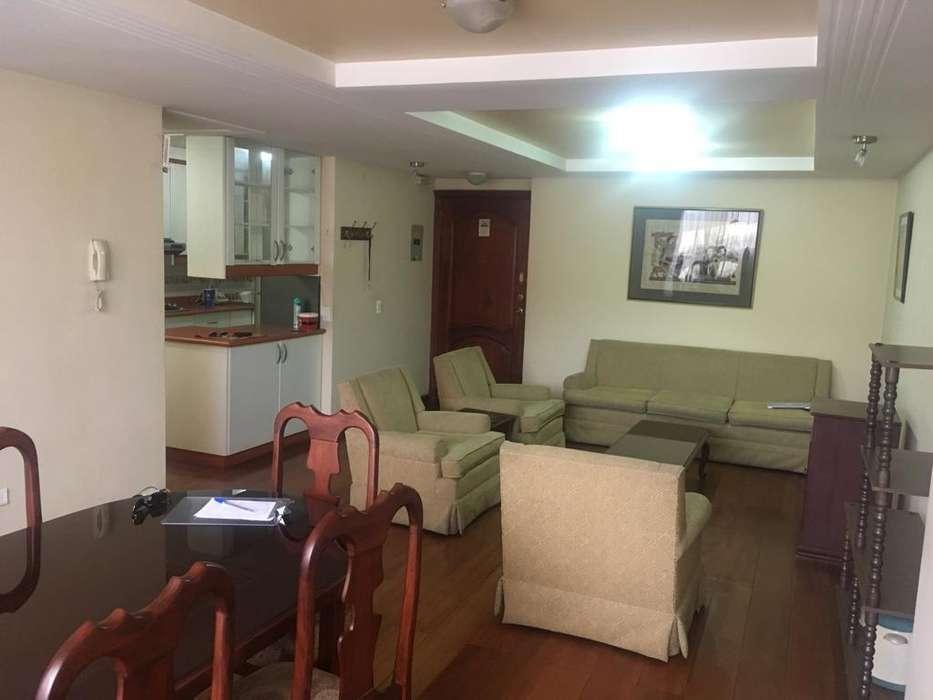 Alquiler de Departamento, Amoblado, Sector Quicentro/Av. 6 de Diciembre