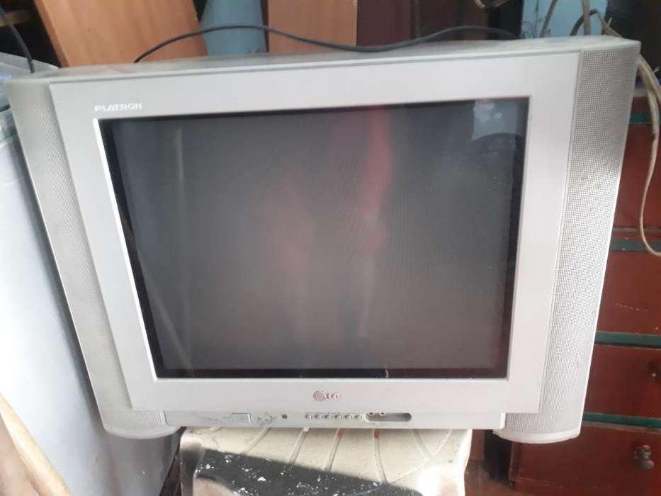 <strong>televisor</strong> Lg 21 Pulgadas 120mil Control