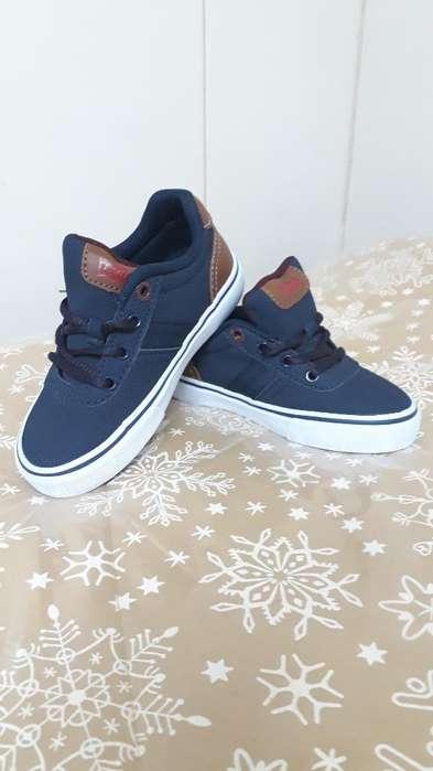Zapatos de Niño Marca Levis Originales