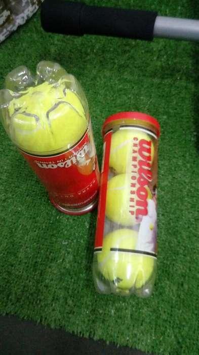 Pelotas Tennis por 3 Unidades