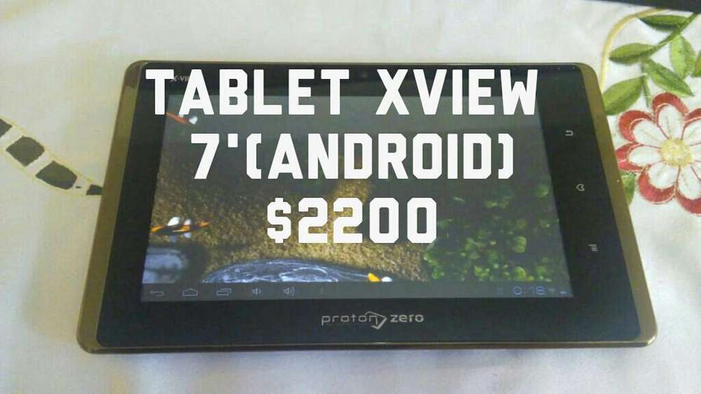 Tablet Xview 7''(android)