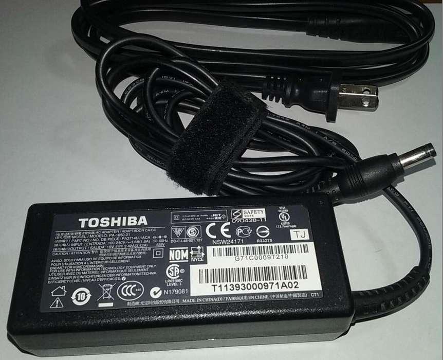 Adaptador TOSHIBA ORIGINAL PA165021 PA3714U1ACA Satellite C50 C70 C875 L50 M50 P70 S50 Tecra A50, Z40 Z50 Portégé R30