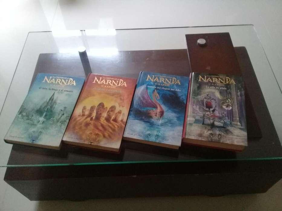 Crónicas de Narnia. Libros