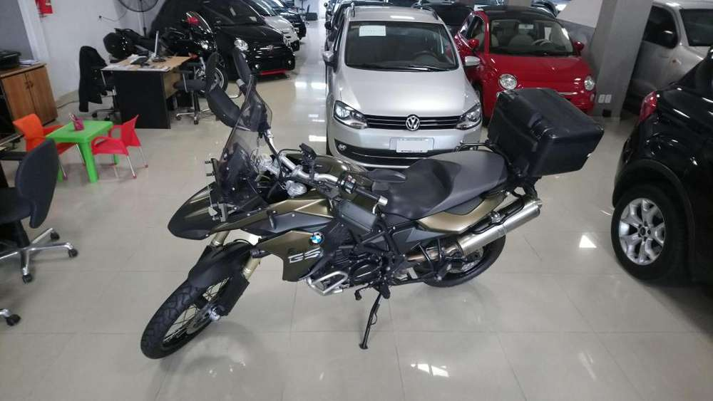 Bmw F800 GS impecable