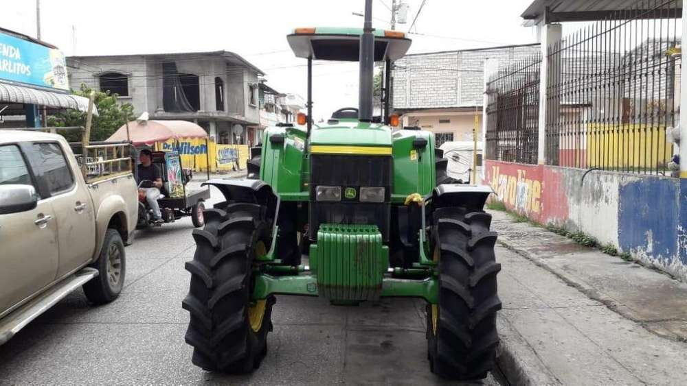 Jhondeere,120hp,6 Cilindros, Romplow 20d