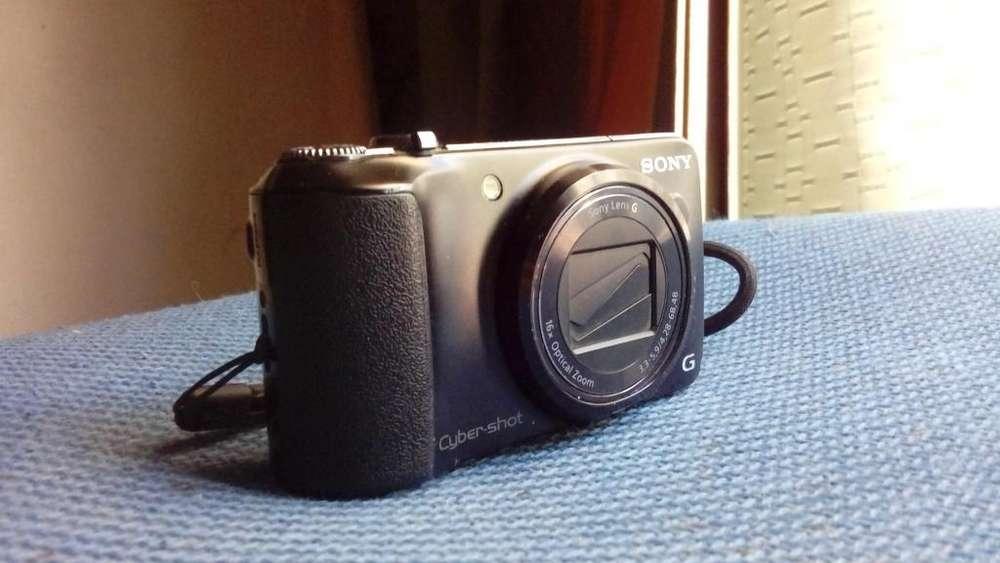 Vendo cámara Digital Sony Cybershot Dsc-hx10v. Muy Buen Estado