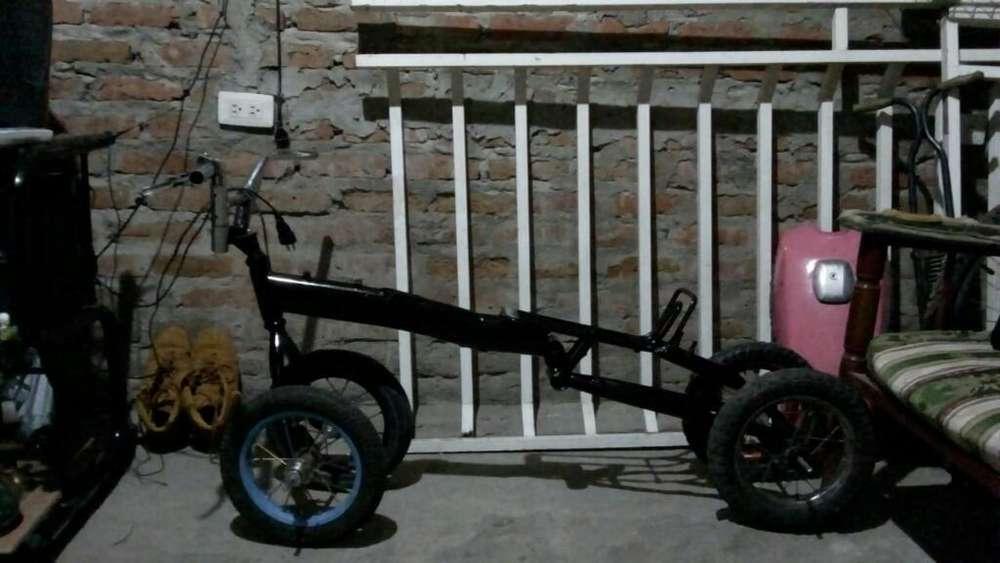 Proyecto Cuatriciclo Bicicleta Motor