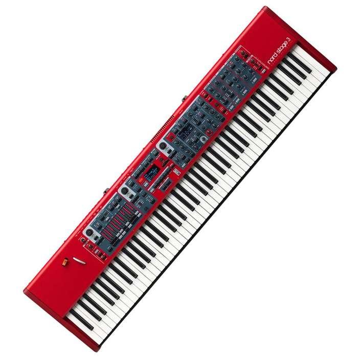 Teclado Nord Stage 3 Compact piano 73T