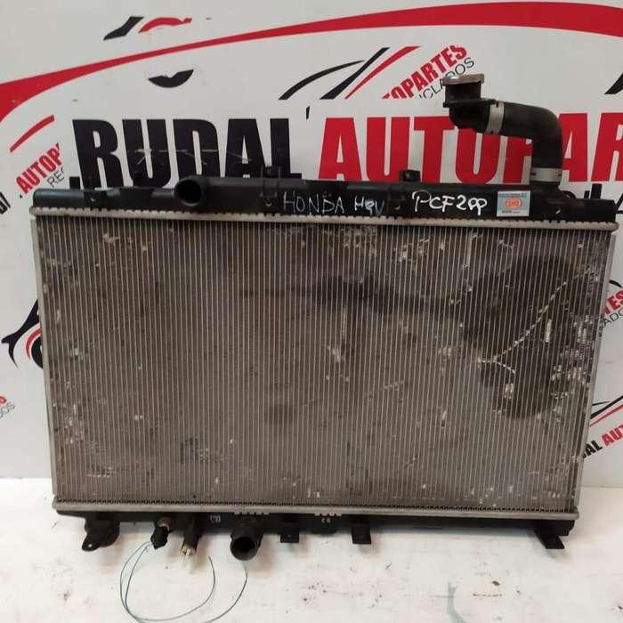 Radiador De Agua Honda HRV 5225 Oblea:02966973