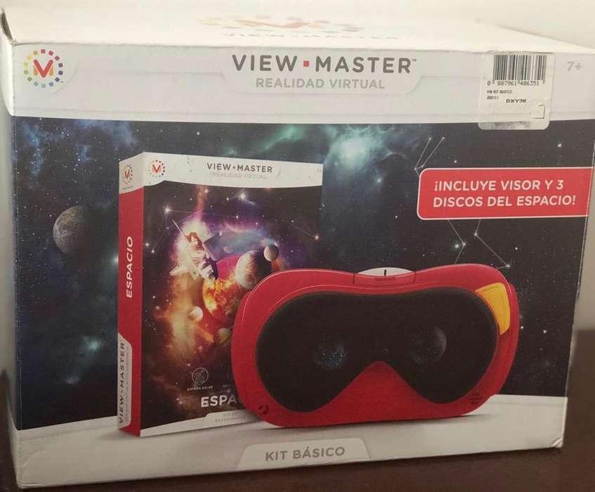 Gafas Realidad Virtual View Master