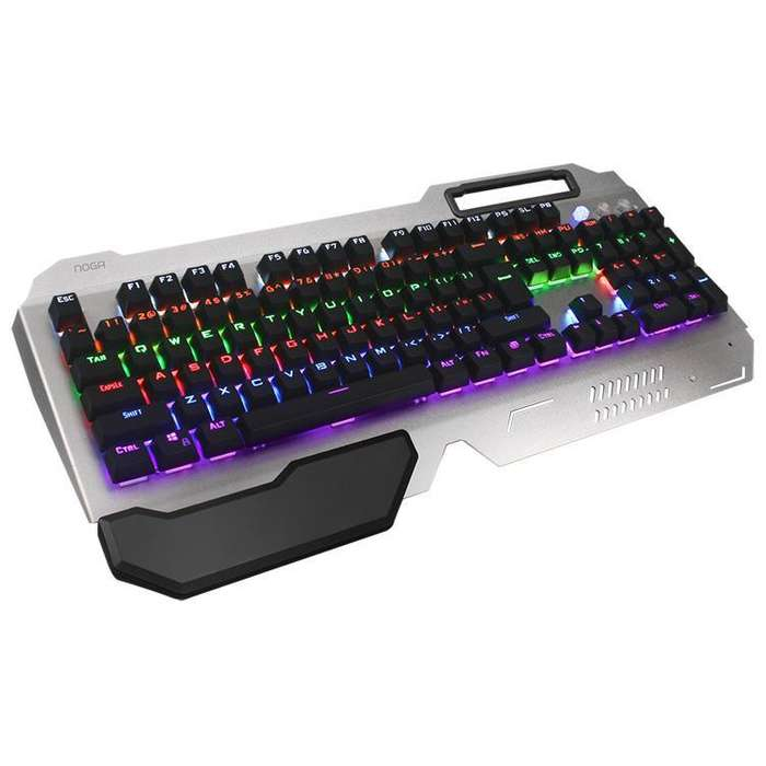 Teclado Mecanico Retroiluminado Usb Beam para PC PS4 PS3