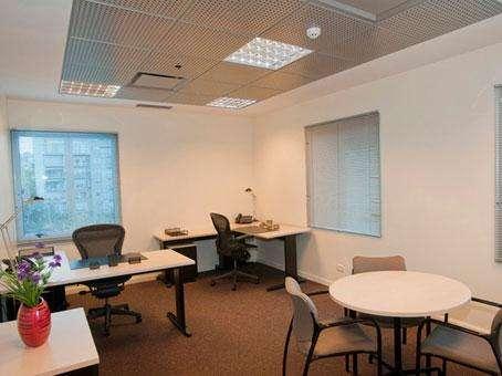 Tu oficina privada te espera ahora mismo en Buenos Aires Puerto Madero - Torre Colonos Sur . Para tres o cuatro personas