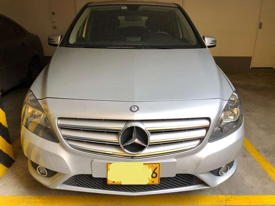 <strong>mercedes-benz</strong> Clase B 2013 - 70000 km