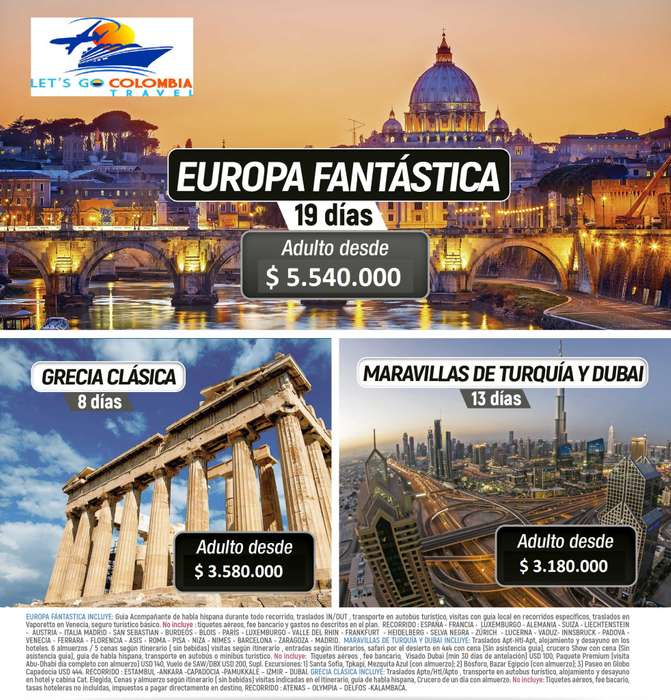 Europa Fantástica