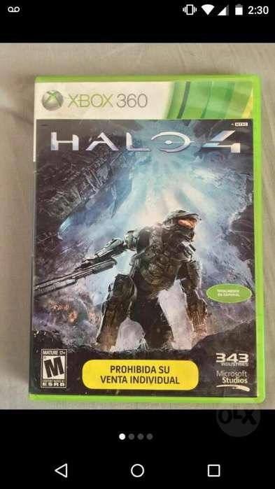 Halo 4 Original Xbox 360