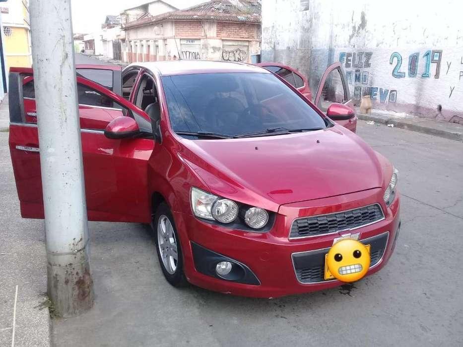 Chevrolet Sonic 2013 - 74000 km