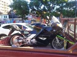Auxilio Remolque Grua Traslado Motos Cuatri Super Economicos