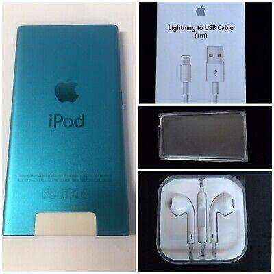 <strong>ipod</strong> Nano Blue 16 GB