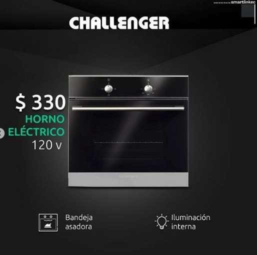 Horno electrico empotrable Challenger