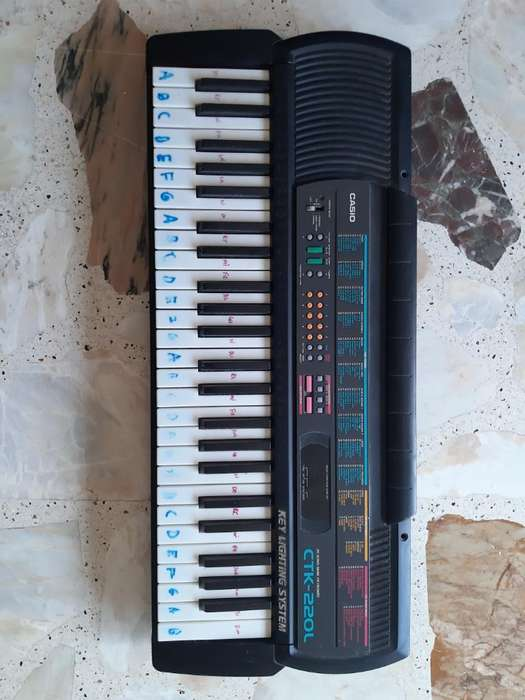 Piano Casio