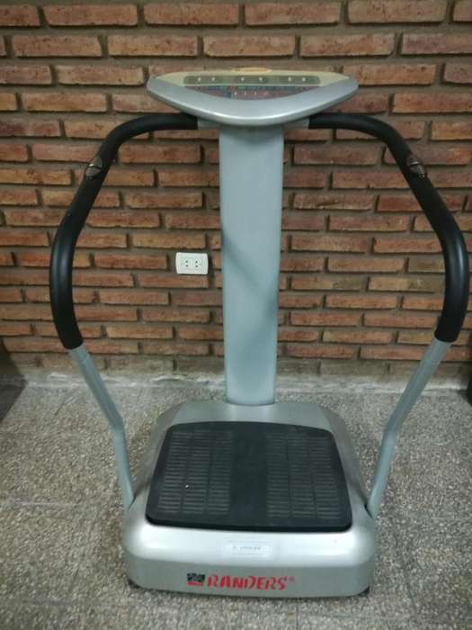 PLATAFORMA VIBRATORIA RANDERS ARG 1100