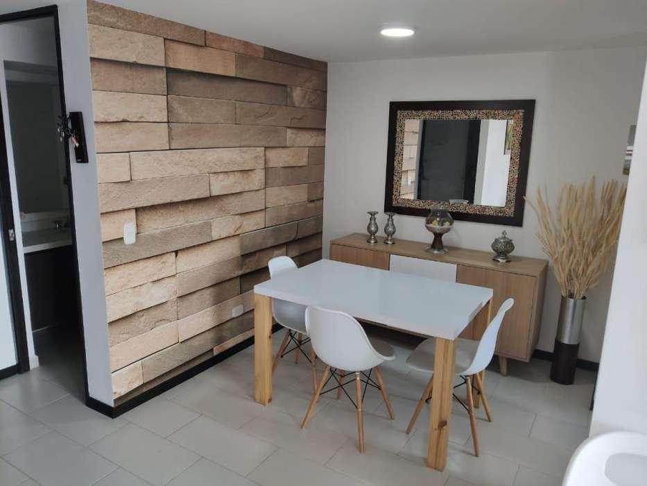 Vendo Hermoso apartamento con acabados de <strong>lujo</strong> como nuevo en urbanización ORANGE- San Germán- Medellín.
