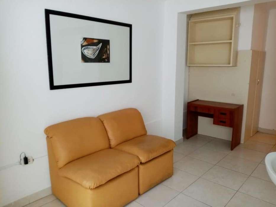 Acogedor departamento en alquiler en Miraflores en Aurora...¡¡¡