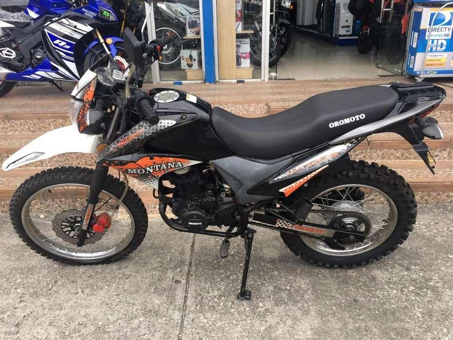 Motocicleta 250 cc todo terreno