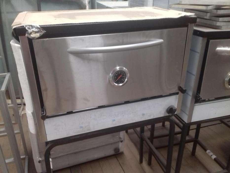 Horno Industrial Depaolo Pizzero 12 Moldes Acero Inox Nuevos!! Super Oferta!!!