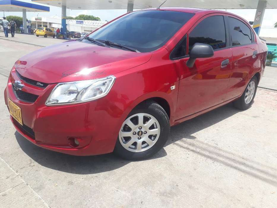 Chevrolet Sail 2015 - 55770 km