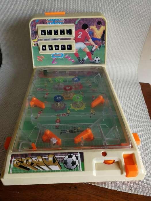Pinball Soccer Antiguo