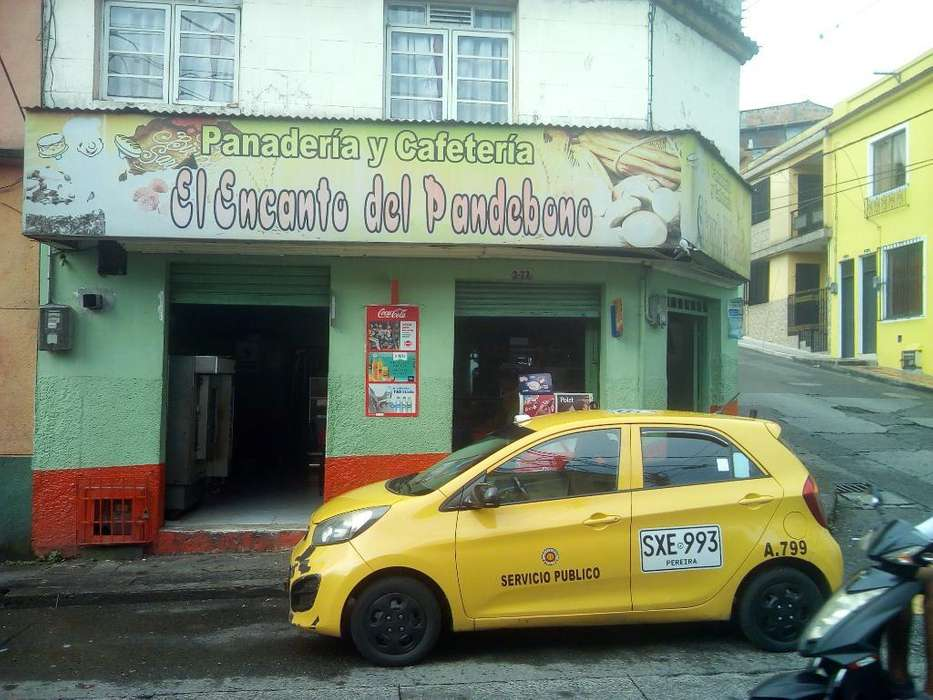 Vendo <strong>panaderia</strong> Esquinera