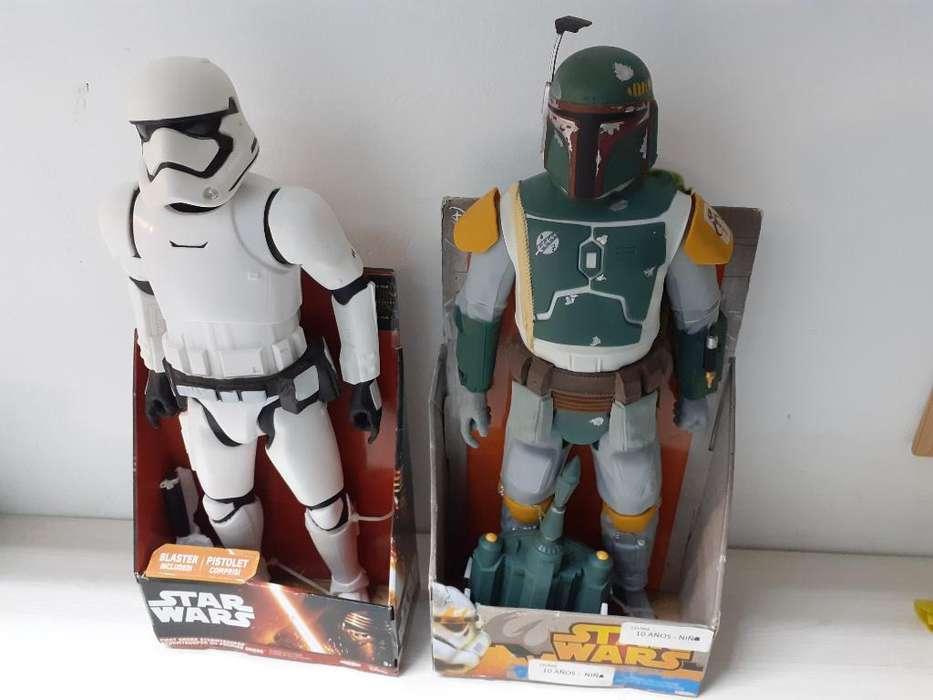 Personajes Star Wars de Disney Original
