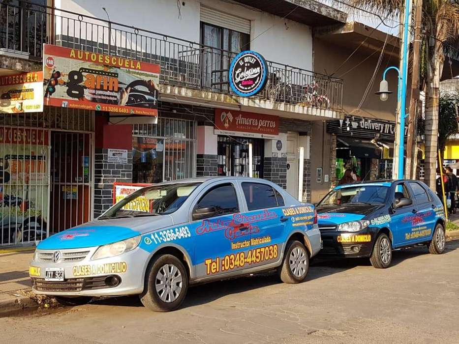 Autoescuela Clases de manejo