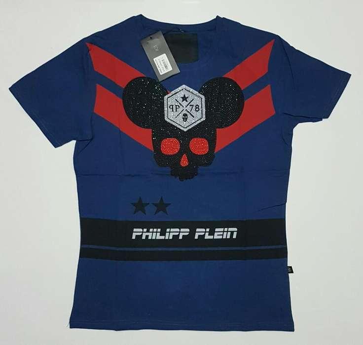 Camisetas Alta Gama Phillip Plein